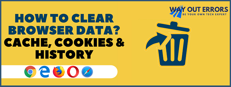 How to Clear Browser Data?